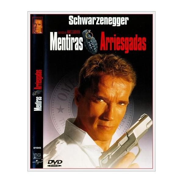 MENTIRAS ARRIESGADAS DVD Acción 1999