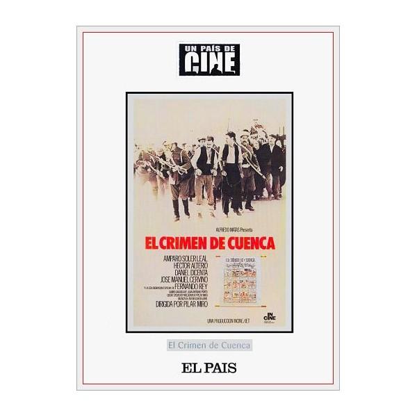 EL CRIMEN DE CUENCA (Edición EL PAIS Dvd de Ocasión) DVD 1970
