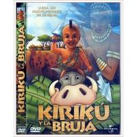 KIRIKU Y LA BRUJA [1999 DVD]