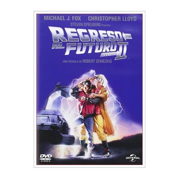 REGRESO AL FUTURO II DVD