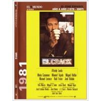 EL CRACK Dvd 1981 Cine Español Dirección José Luis Garci