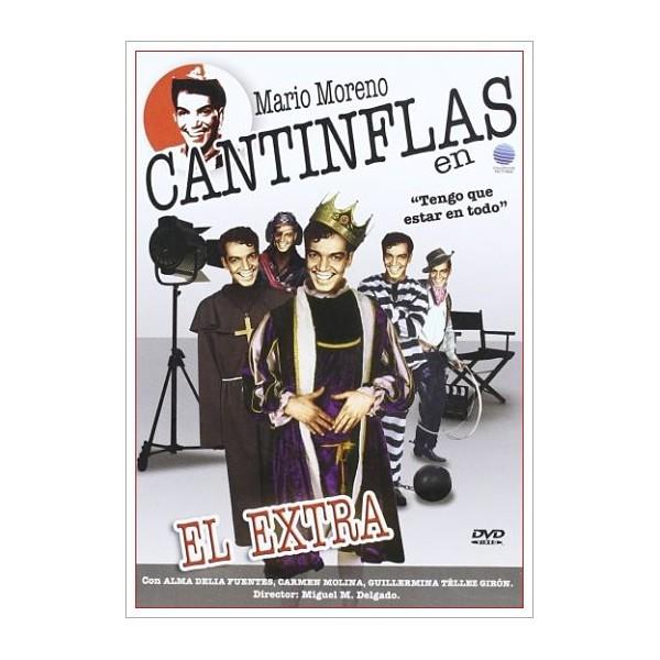 CANTINFLAS EL EXTRA DVD