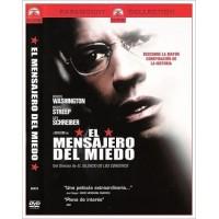 EL MENSAJERO DEL MIEDO Dvd 2004