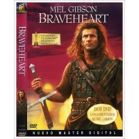 BRAVEHEART (DVD 1995)