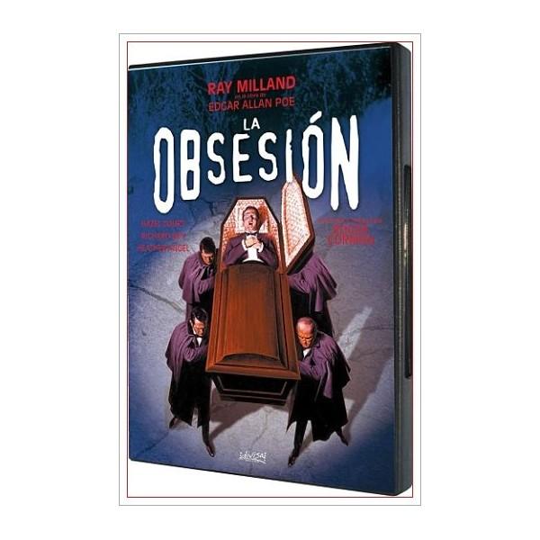 LA OBSESIÓN (El entierro prematuro) DVD 1962