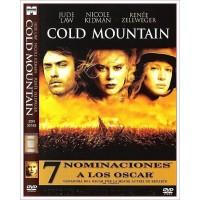 COLD MOUNTAIN DVD 2003 Superación