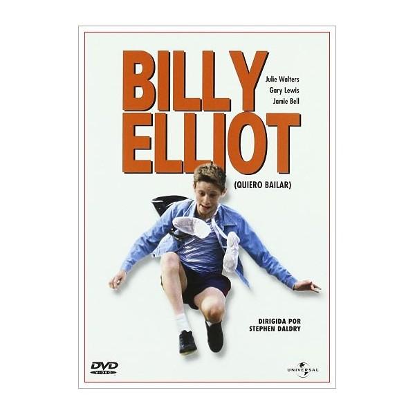 BILLY ELLIOT (QUIERO BAILAR) Dvd 2000