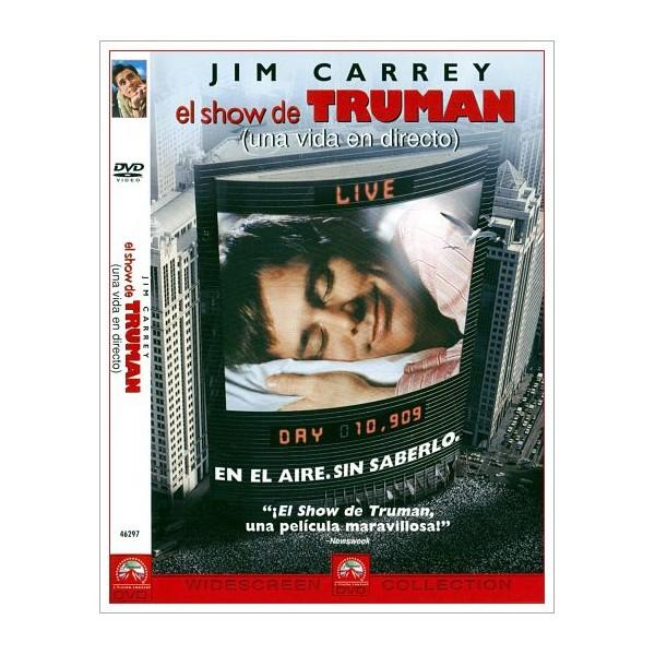EL SHOW DE TRUMAN DVD 1998 Drama