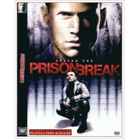 PRISON BREAK PRIMERA TEMPORADA (11 DISCOS DVD) 2005
