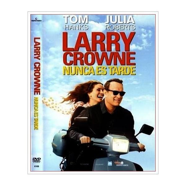 Larry Crowne Nunca Es Tarde DVD