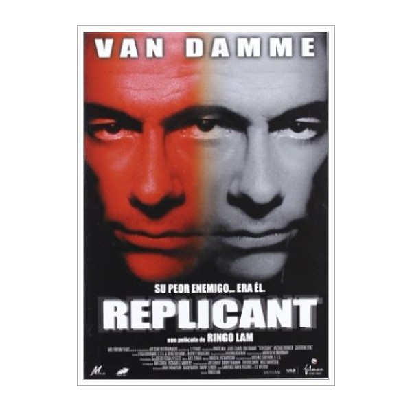 REPLICANT DVD 2001