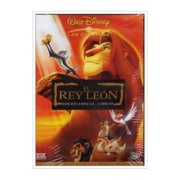 EL REY LEON DVD 1994