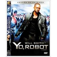 YO ROBOT DVD 2004
