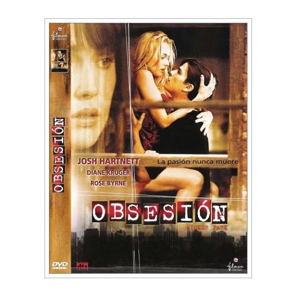 OBSESION 2004 DVD Suspense