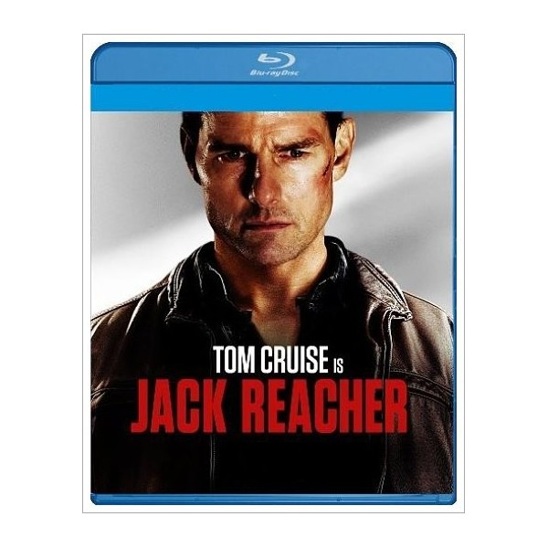 JACK REACHER Acción blu ray 2012