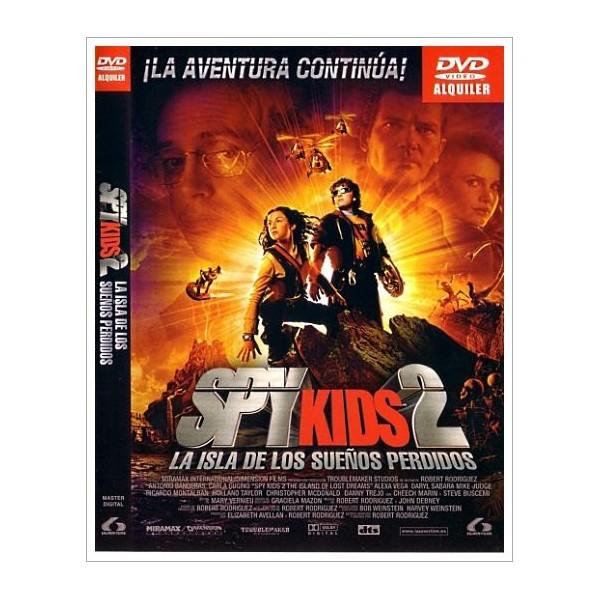 SPY KIDS 2 Dvd 2002