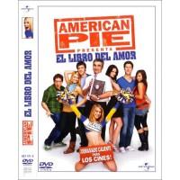 AMERICAN PIE PRESENTA EL LIBRO DEL AMOR DVD 2009