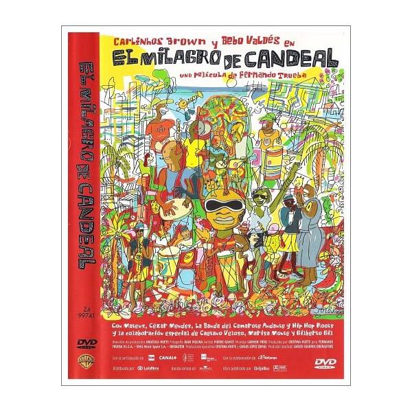 EL MILAGRO DE CANDEAL DVD 2004 Dirigida por Fernando Trueba