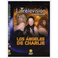 LATREVISION LOS ANGELES DE CHARLIE DVD Cine Español 2004