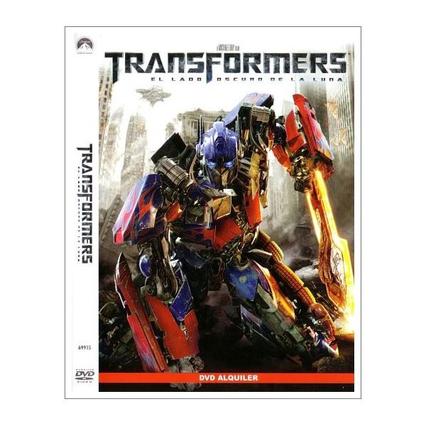 TRANSFORMERS EL LADO OSCURO DE LA LUNA dvd Ficción 2011