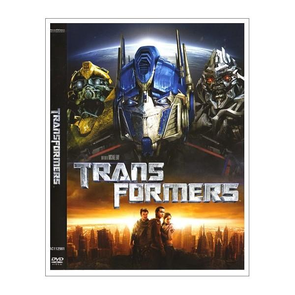 TRANSFORMERS DVD 2007 Dirección Michael Bay
