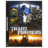 TRANSFORMERS Ficción DVD 2007