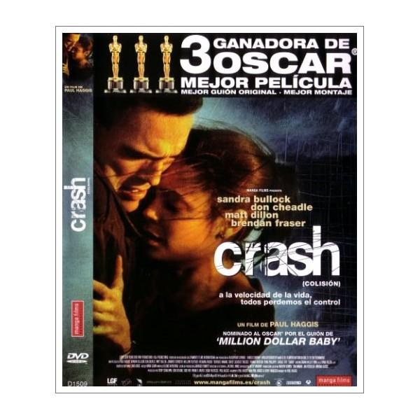 CRASH DVD 2004