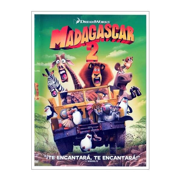Madagascar DVD 2008