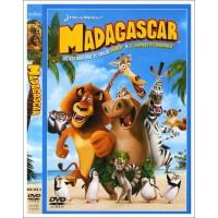 MADAGASCAR DVD 2005