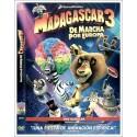 MADAGASCAR 3 DE MARCHA POR EUROPA
