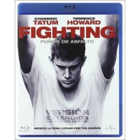 FIGHTING PUÑOS DE ASFALTO Blu ray 2009