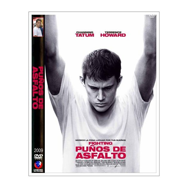FIGHTING PUÑOS DE ASFALTO DVD 2009