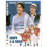 EQUIPO A LA FUERZA DVD 2000