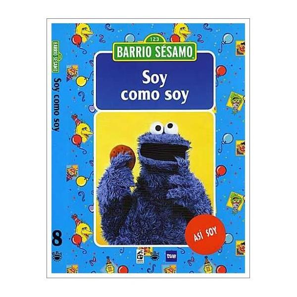 BARRIO SÉSAMO SOY COMO SOY DVD 2003
