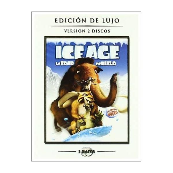 ICE AGE EDAD DE HIELO EDICIÓN DE LUJO DVD 2007