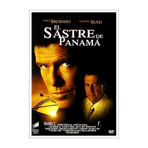 EL SASTRE DE PANAMÁ DVD 2001