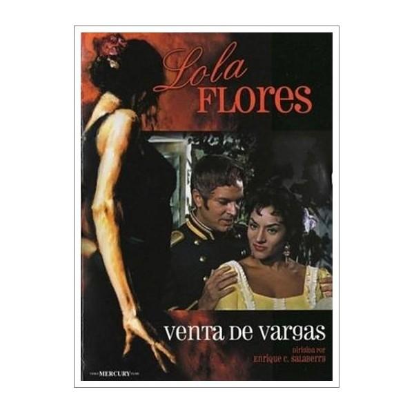 LOLA FLORES VENTA DE VARGAS DVD 1959 Película de Guerrilleros