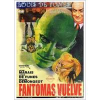 FANTOMAS VUELVE DVD 1965