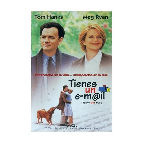 TIENES UN E-MAIL DVD 1998 Comedia (You've got mail)