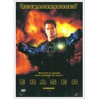 Eraser (Eliminador) DVD 1996