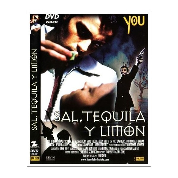 SAL, TEQUILA Y LIMÓN DVD 1999