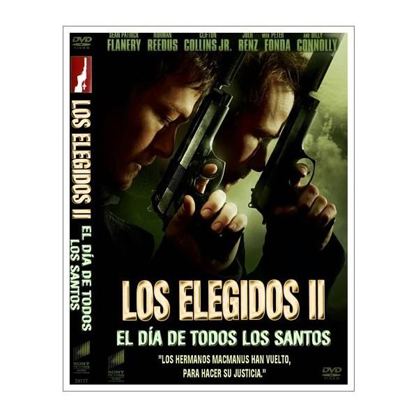LOS ELEGIDOS II DVD 2009