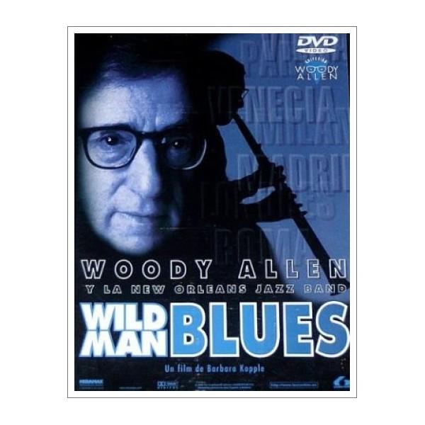 WILD MAN BLUES DVD