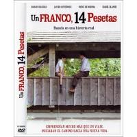 UN FRANCO 14 PESETAS Dvd Cine Español 2006