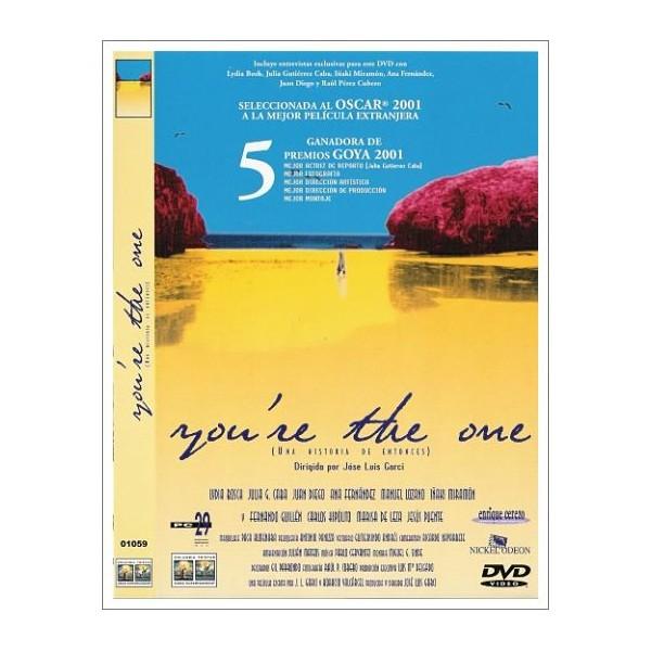 UNA HISTORIA DE ENTONCES (YOU'RE THE ONE) DVD 2000 Dir.José Luis Garci