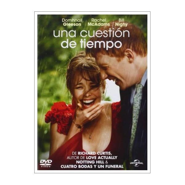 UNA CUESTIÓN DE TIEMPO DVD 2013