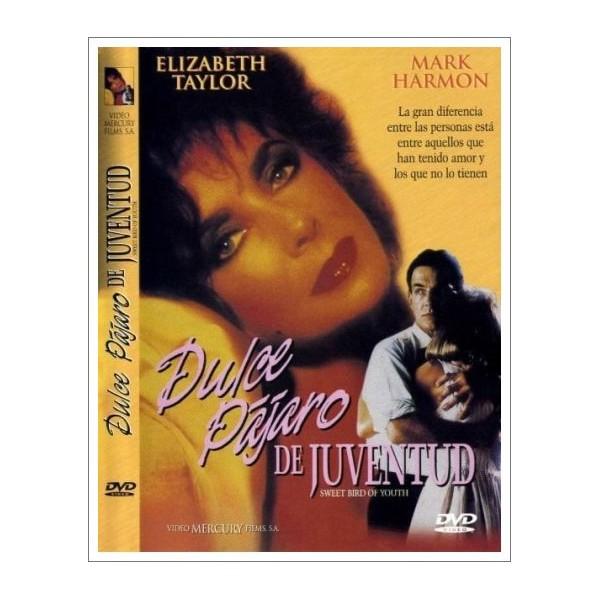DULCE PÁJARO DE JUVENTUD DVD 1989