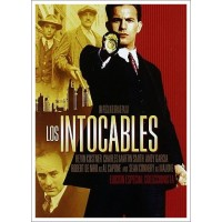 Los intocables de Eliot Ness DVD
