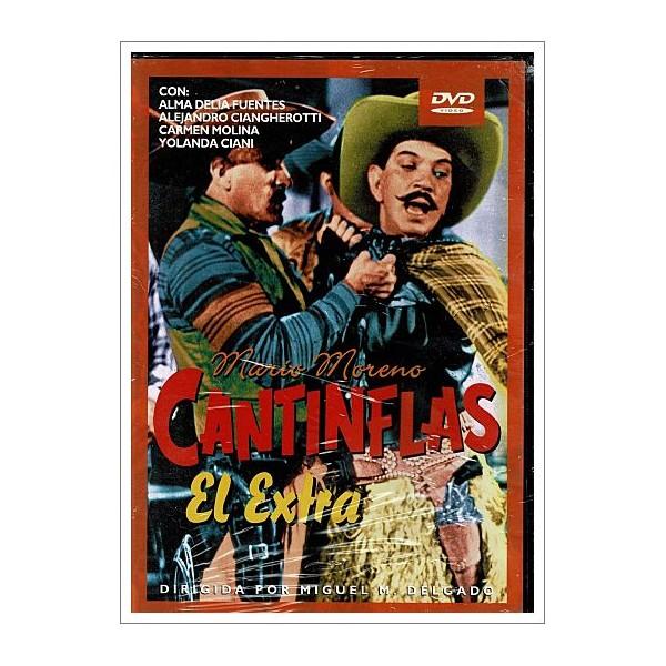 CANTINFLAS EL EXTRA