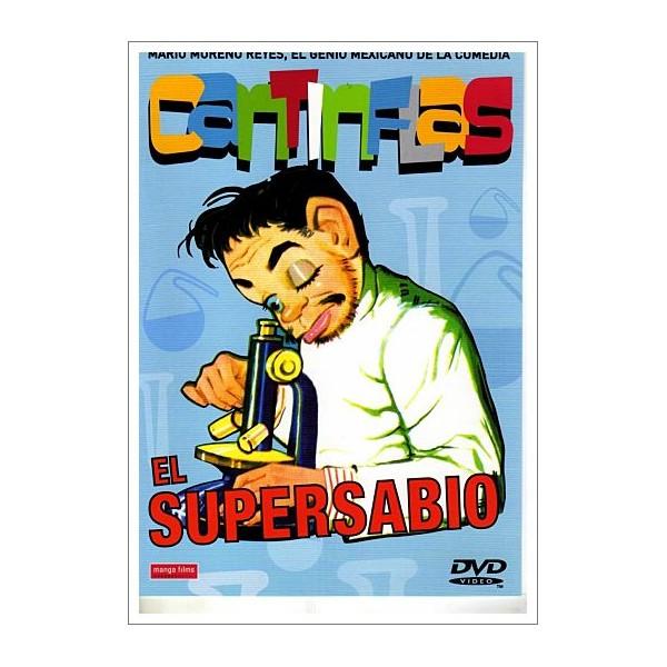CANTINFLAS EL SUPERSABIO 1948 DVD